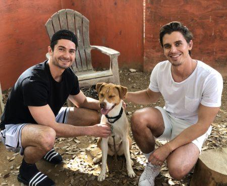 Antoni at Austin Pets Alive