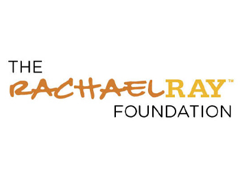 Rachael Ray Foundation logo 350x250