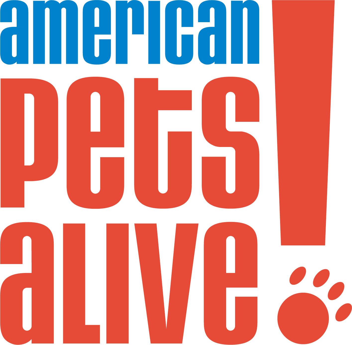 American Pets Alive! | Making America No Kill | American